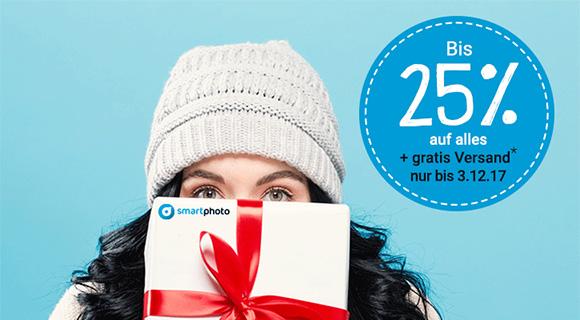 Bis 25% auf alles + gratis Versand ab 35.-
